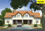 Проект одноэтажного дома с мансардой  - Муратор Б10