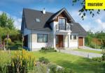 Проект одноэтажного дома с мансардой  - Муратор ЭЦ236а